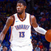 Paul George on How He Handles to Speculation About His Future with Thunder: 'I'm Used to It'