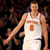 Porzingis May Need Offseason Elbow Surgery