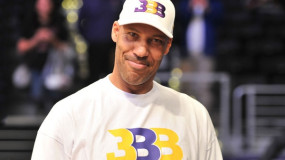 LaVar Ball Has No Plans to Thank President Trump for Intervening with LiAngelo Ball's Arrest on UCLA Trip to China