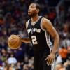 San Antonio Spurs 'Hopeful' Kawhi Leonard Could Return From Quad Injury in Next 3 Weeks