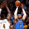 Before Trade to Thunder Carmelo Anthony Wanted to Play with Chris Paul AND LeBron James on Rockets