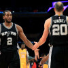 Manu Ginobili Admits San Antonio Spurs Didn't Expect Kawhi Leonard to Miss So Much Time
