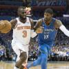 Knicks Head Coach Jeff Hornacek Isn't Sure When Tim Hardaway Jr. Will Return from Leg Injury