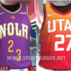 "NBA ""City"" Jerseys Leak on 2K18"