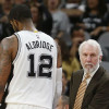 "Popovich Says He Was Guilty of ""Over Coaching"" Aldridge"