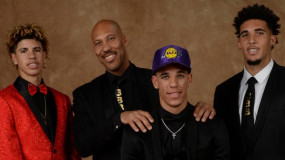 LaVar Ball Says LiAngelo and LaMelo Signed with Lonzo's Agent, Will Officially Look to Sign Overseas