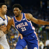 Joel Embiid Predicted a Philadelphia 76ers-Golden State Warriors NBA Finals Because Of Course He Did