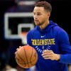 Steph Curry Leaves Warriors Locker Room on Crutches After Suffering Ankle Injury vs. Pelicans