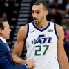 Rudy Gobert on How He Rejoined Utah Jazz so Quickly After Knee Injury: 'I'm Not Human'