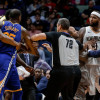 DeMarcus Cousins Feels Altercation with Kevin Durant was Mostly 'Instigated from the Other End'
