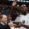 Kevin Garnett Wants to Be Part of Group to Buy T'Wolves From Glen Taylor