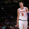 Certain Knicks Execs Favored Trading Kristaps Porzingis After He Skipped Exit Meeting with Phil Jackson