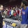 Joel Embiid Still Exchanges Texts with Former Philadelphia 76ers General Manager Sam Hinkie