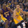 Kobe Bryant Recently Gave Stephen Curry Advice on How to…Play with an Injured Ring Finger