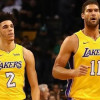 Lonzo Ball, Brook Lopez Cleared for Practice, Will Return Soon
