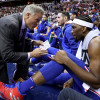 Brett Brown Says Philadelphia 76ers Can Charter Plane to Super Bowl If They Win Next 8 Games