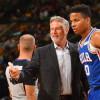 76ers Coach Brett Brown Promises to Help Injured Markelle Fultz Regain Jump-Shooting Form