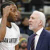 Gregg Popovich Brushes Off Speculation That Kawhi Leonard Wants to be Traded from Spurs