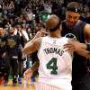Pierce Doesn't Want Video Tribute on Jersey Retirement Night: I.T. Doesn't Agree