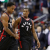 Kyle Lowry Suffered Back Injury During Toronto Raptors' Overtime Win Against Brooklyn Nets