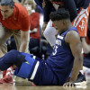 Butler Hopes to Return for Postseason After Surgery for Meniscus