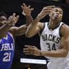 Joel Embiid Might Already Be Recruiting Giannis Antetokounmpo to Come Play for the 76ers