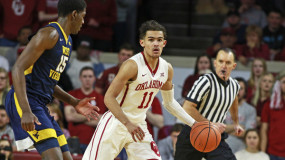 LeBron James Says Oklahoma's Trae Young 'Better Go Pro' After This Season