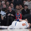 Knicks Lose Kristaps Porzingis for Rest of Season to Torn ACL in Loss to Bucks