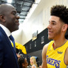 Lakers President Magic Johnson Addressed LaVar Ball's Criticism of Luke Walton…Sort Of
