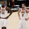 LeBron James Gets Nostalgic for Kevin Love Following Cavs' Loss to Trail Blazers