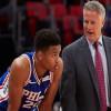 Brett Brown Still Not Sure If Philadelphia 76ers Rookie Markelle Fultz Will Return This Season
