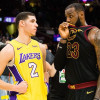 Lonzo Ball Doesn't Feel Pressure to Recruit LeBron James, Paul George on Behalf of Lakers