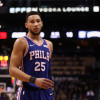 Ben Simmons '100 Percent' Believes He's NBA Rookie of the Year