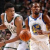 "Durant to Antetekounmpo: ""Play For Yourself"""