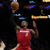 Wade Passes Bird for 10th on All-Time Playoff Scoring List