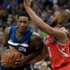 Jamal Crawford, Chris Paul Engaged in 'Heated Discussion' After Rockets Eliminated Timberwolves