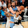 Danny Green Claims No One on Spurs is 'At Odds' with Kawhi Leonard