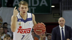 Knicks Execs Expected to Scout Top NBA Draft Prospect Luka Doncic—You Know, Just in Case