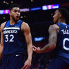Paging Thibs: Jeff Teague Really Wants Timberwolves to Get Karl-Anthony Towns the Ball More
