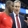 Mike D'Antoni: Chris Paul is 'Worried' About Hamstring Injury He Suffered in Rockets' Game 5 Win