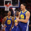Klay Thompson Says Left Leg Injury Won't Keep Him From Playing in Game 2 of NBA Finals
