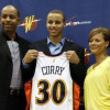 Curry Tried to Avoid Warriors on Draft Night