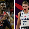 Suns, Mavericks Big Winners on Draft Night