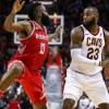 Rockets Aren't a 'Realistic' Option for LeBron James in Free Agency