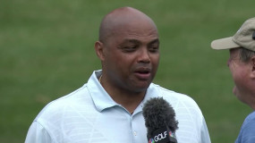 Charles Barkley Still Can't Golf.  Finishes Last in Celebrity Tournament (Video)
