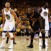 Stephen Curry Seems Unconcerned with LeBron James Joining Los Angeles Lakers