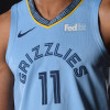 Grizzlies Reveal New Uniforms