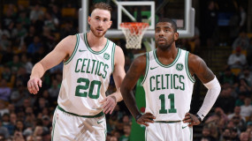 Gordon Hayward, Kyrie Irving Both Expected to Be Ready for Celtics Training Camp