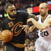 LeBron James, Stephen Curry, Kobe Bryant Other NBA Stars React to Manu Ginobili's Retirement