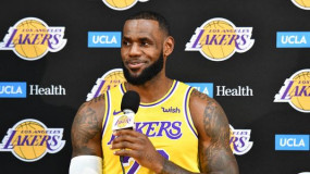 """LeBron: Lakers """"Long Way"""" From Warriors"""